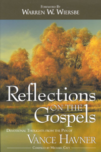 Reflections of the Gospels' book cover